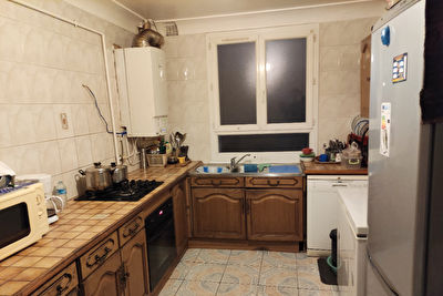 MONTMAGNY APPARTEMENT 4 PIECES 2/5